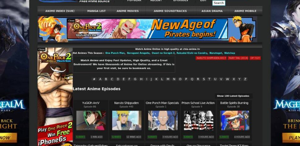 CHIA ANIME APK FOR ANDROID