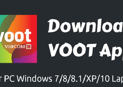 VOOT APP DOWNLOAD FOR WINDOWS 10