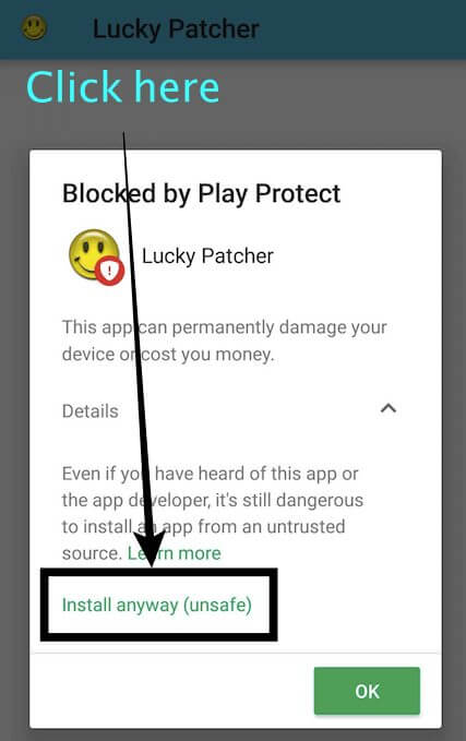 HOW TO DOWNLOAD THE LUCKY PATCHER APK
