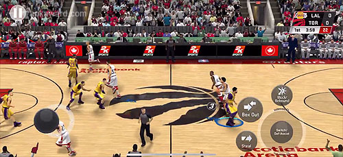 NBA 2K20 Mod APK