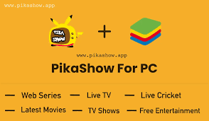 How to download Pikashow on pc